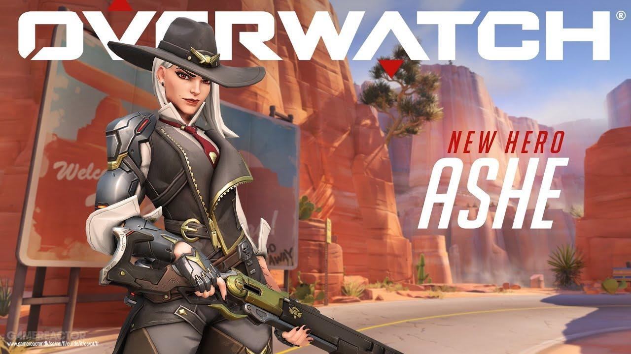 New Hero Ashe