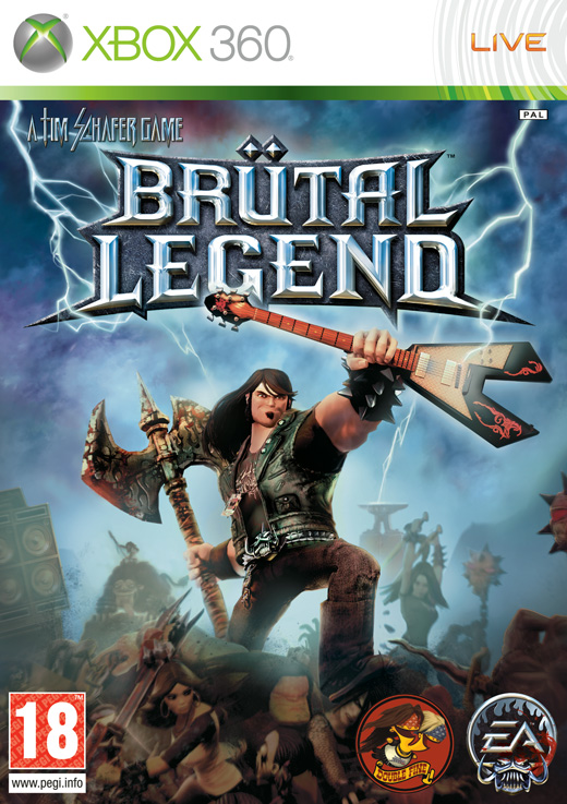 Double Fine celebrates 10 years with Brütal Legend