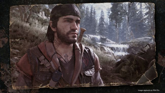 Sony shows off Days Gone's photo mode