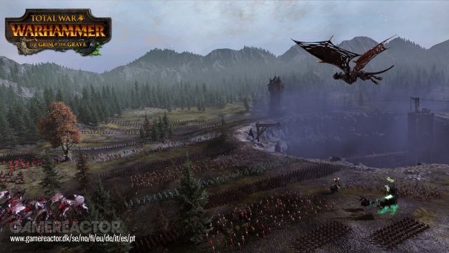 The Grim & The Grave coming to Total War: Warhammer