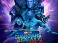 The Guardians of the Galaxy 2 Imax poster is very pink