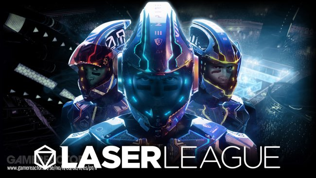 Laser League gets its release date