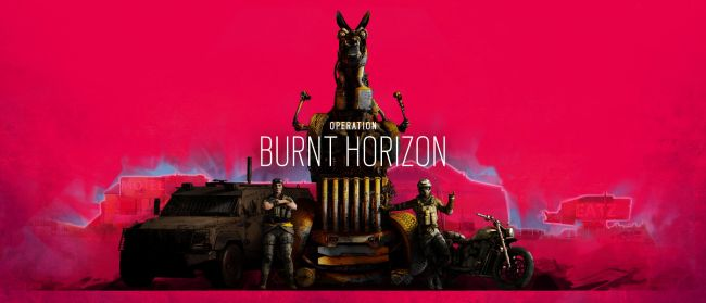 Rainbow Six: Siege - Operation Burnt Horizon