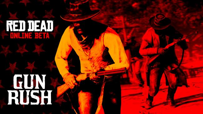 Red Dead Online's Gun Rush mode lands with new update