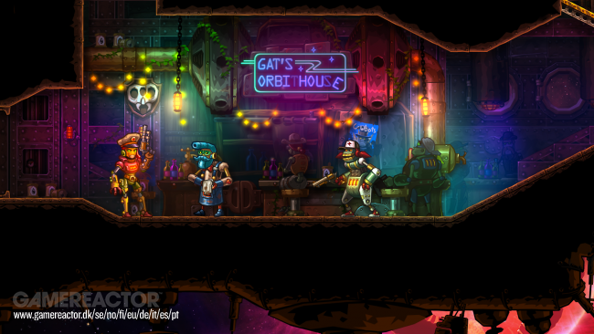 SteamWorld Heist lands on PS4 and PS Vita in two weeks