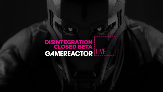 Today on GR Live we're playing Disintegration