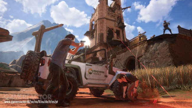 All Uncharted 4 DLC maps will be free downloads