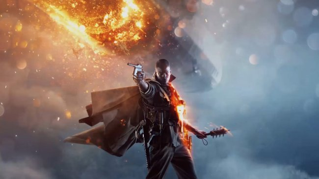 Battlefield 1's launch trailer takes us around the world