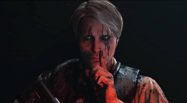 Mads Mikkelsen on working with Kojima on Death Stranding