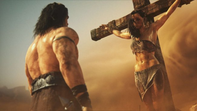 Conan Exiles gets a trailer to show off its world
