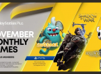 PS Plus subscribers get Bugsnax and Shadow of War this November