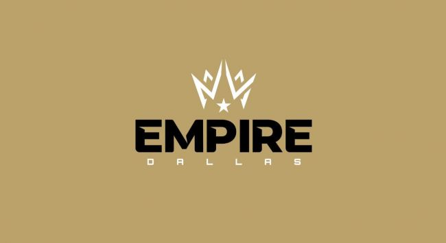 Dallas Empire officially revealed, along with full roster