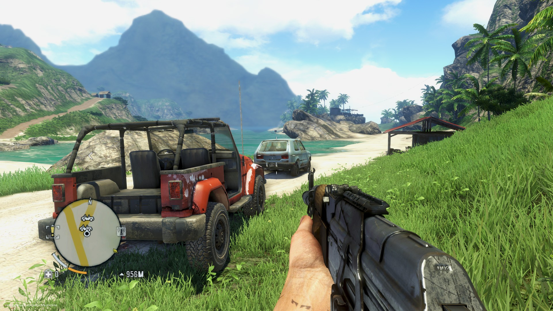 Ubisoft Brings Out Far Cry Collection In February Far Cry 3 Gamereactor