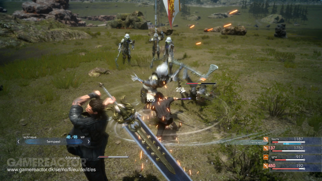 Final Fantasy XV - Episode Duscae Hands-On