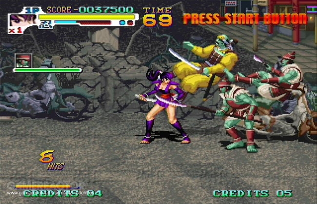 Retro Gameplay: 364 megs of street brawls - - Gamereactor