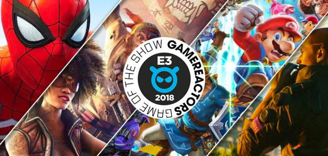 Gamereactor's Game of the Show: E3 2018