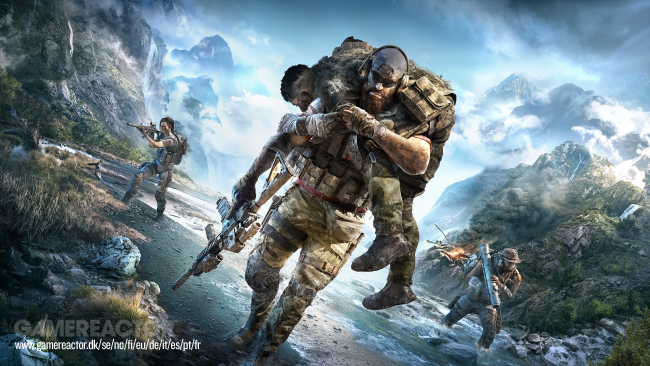 Ghost Recon: Breakpoint has an open beta later this month