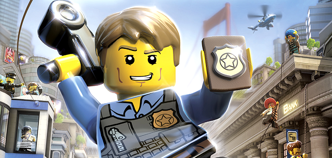 Lego City Undercover coming to Switch, PS4, Xbox One and PC