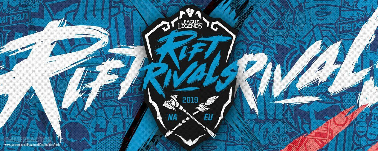 Rift Rivals Asia 2019 has begun - League of Legends