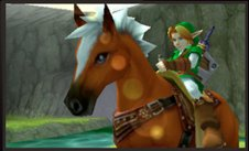 Ocarina of Time 3DS shown at E3