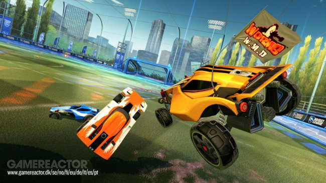 Rocket League has overtaken 18 million players
