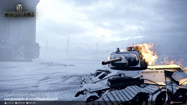 Story campaigns coming to World of Tanks on console