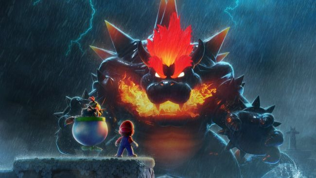 Super Mario 3D World hands-on: Bowser's Fury is bold and bizarre