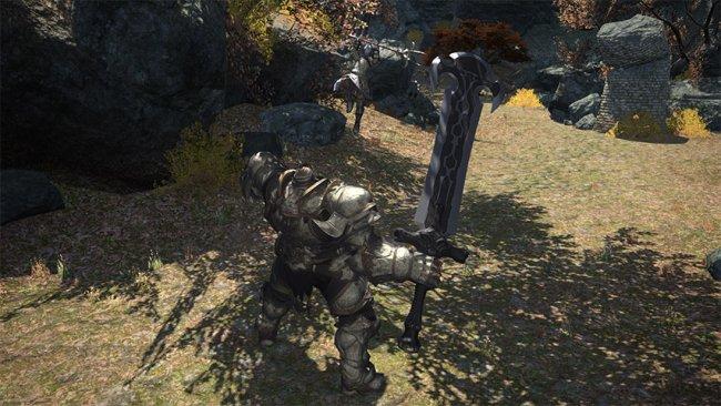 a Realm Reborn Lancer a Realm Reborn Lancer
