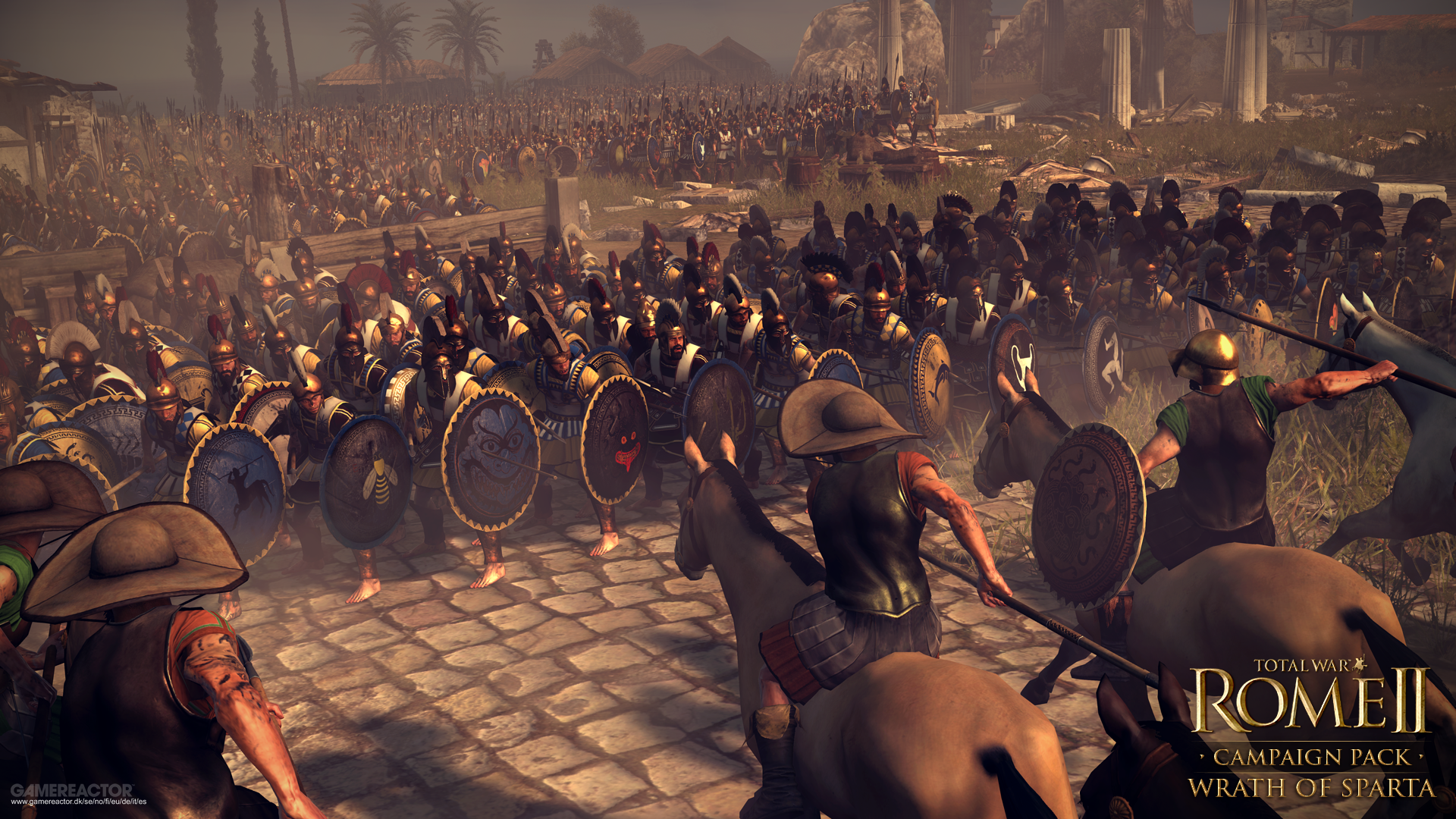 Pictures Of Wrath Of Sparta Dlc Hitting Total War Rome Ii 2 6
