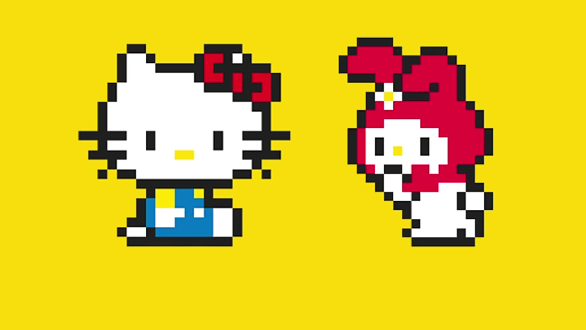 Hello Kitty next in line for Super Mario Maker