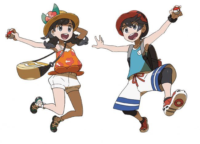 More Pokémon Ultra Sun and Ultra Moon details revealed