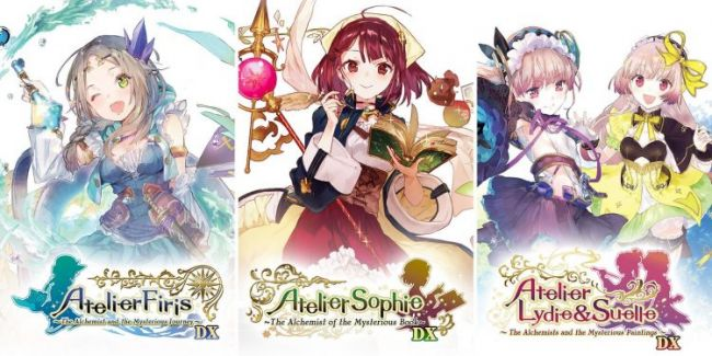Atelier Mysterious Trilogy Deluxe Pack Review