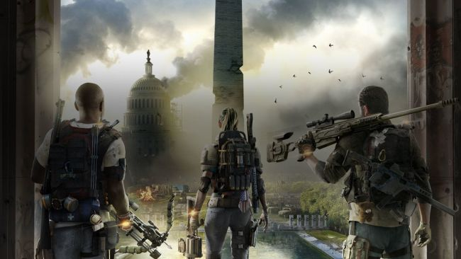 New The Division 2 trailer coincide with upcoming open beta