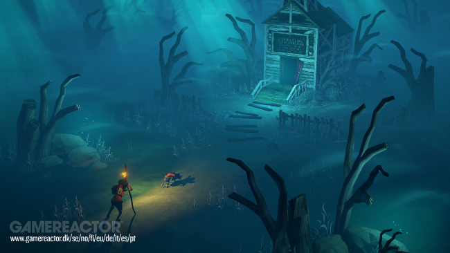 The Flame in the Flood and the Switch