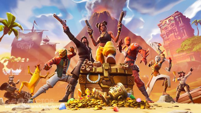 Another Fortnite Lawsuit Takes Aim At The Running Man Emote