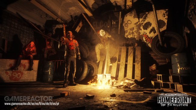 Homefront: The Revolution gets its first story DLC