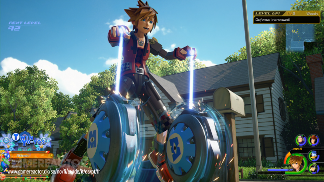 Kingdom Hearts III - Hands-on Impressions