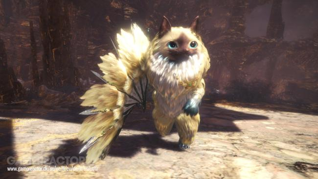 Hilarious mo-cap footage shared from Monster Hunter: World
