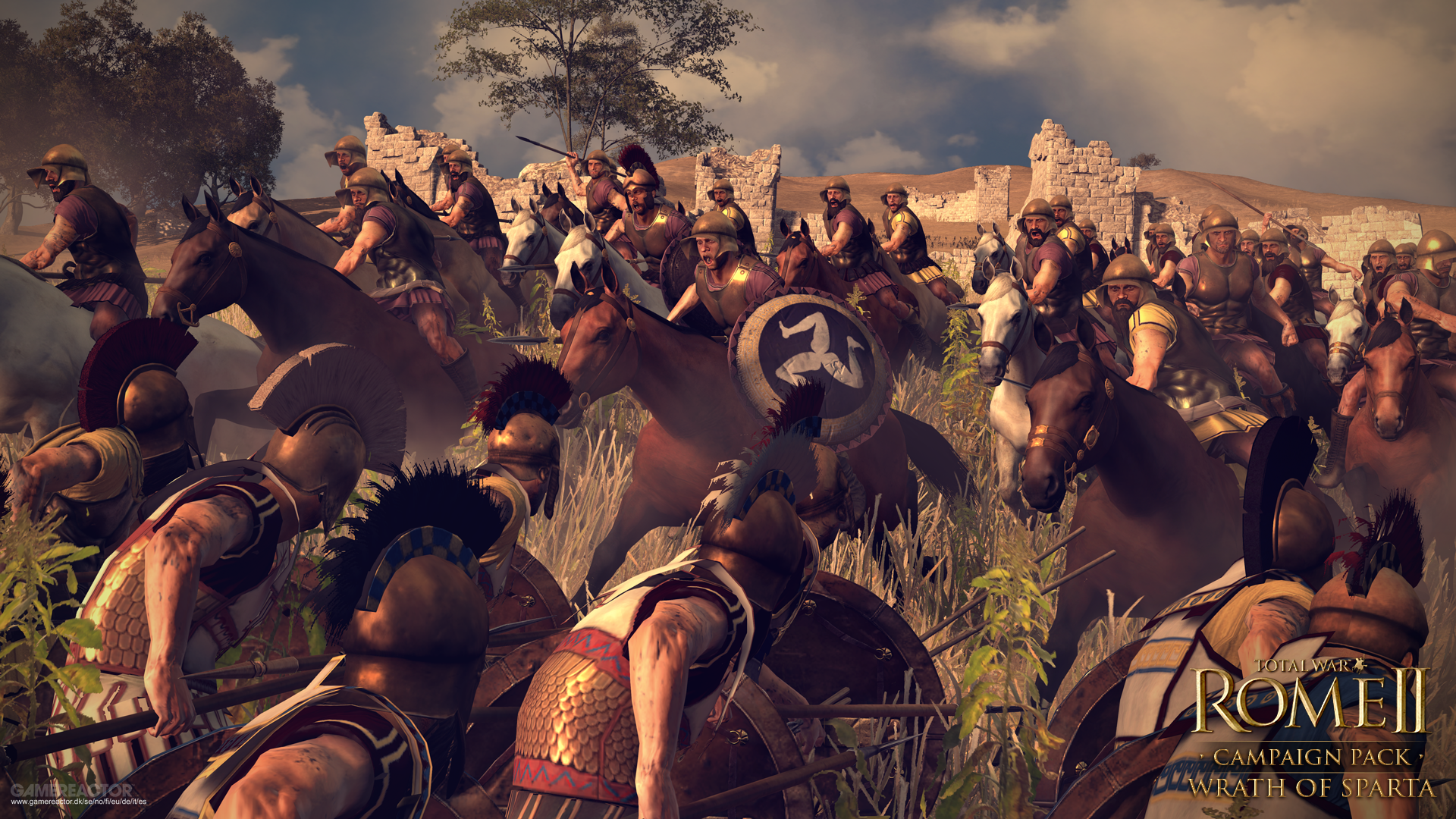 Pictures Of Wrath Of Sparta Dlc Hitting Total War Rome Ii 6 6