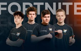 Virtus.pro is exiting Fortnite