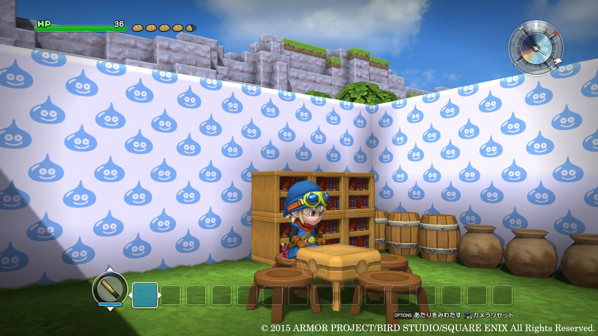 Pictures Of Dragon Quest Builders Is Heading West 5 5