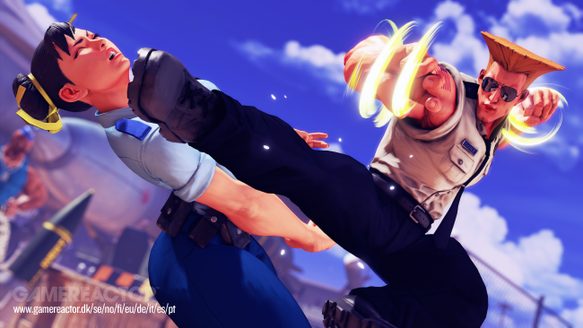 Street Fighter V is getting tweaked next week