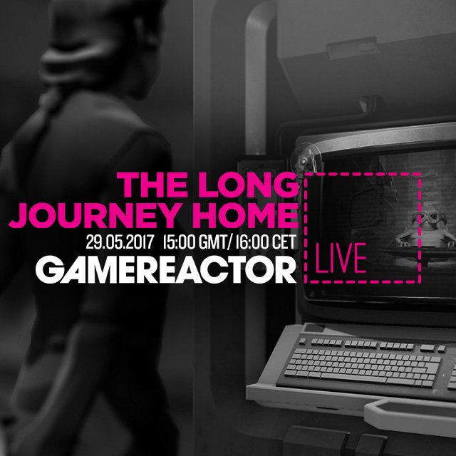 Today on GR Live: The Long Journey Home