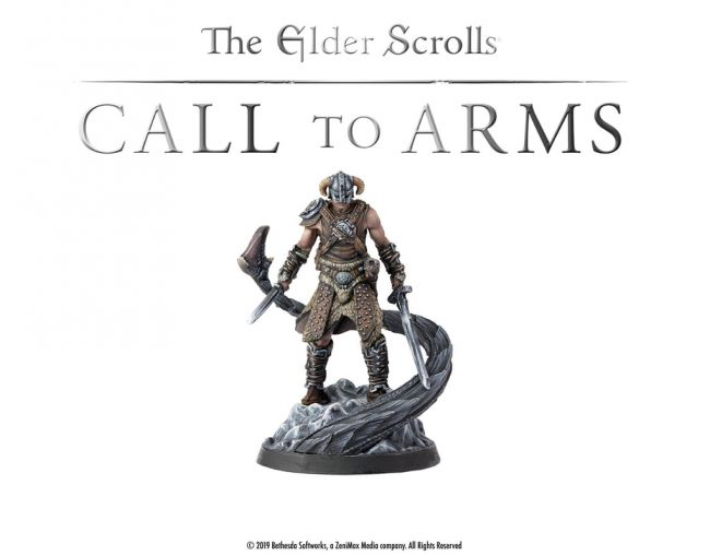 Miniature game The Elder Scrolls: Call to Arms revealed