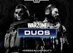 Players can now enjoy duos mode in Call of Duty: Warzone