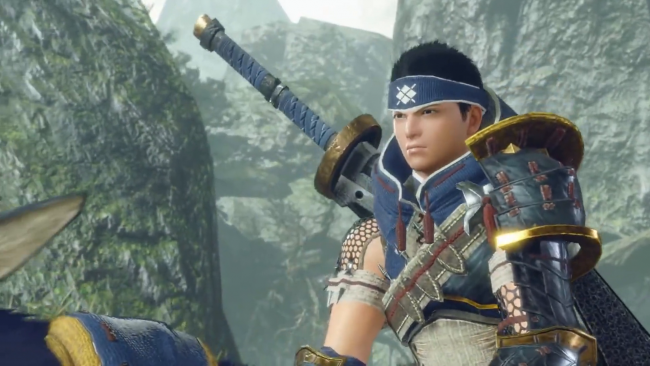 Monster Hunter Rise is making its way to PC in 2022
