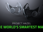 Razer unveils a new level of face mask - with RGB