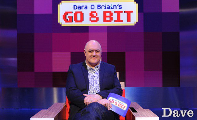 Comedian Dara O'Briain to host new video game TV show