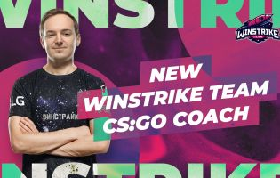 Johnta is new Winstrike Team CS:GO coach
