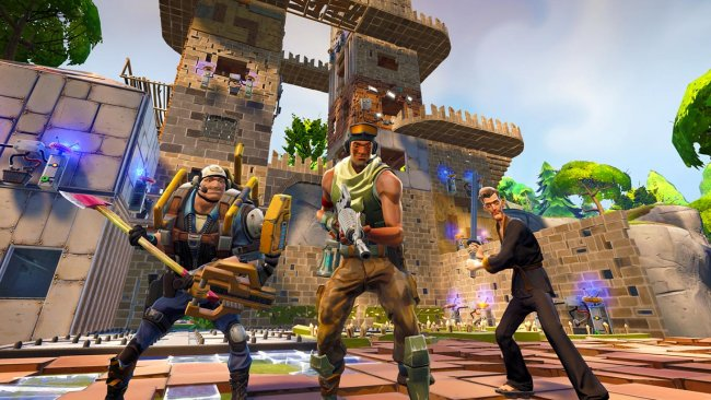 Fortnite's Battle Royale will be free for everyone